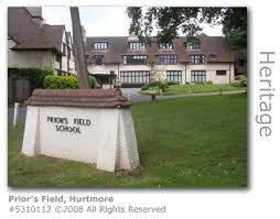 Prior's Field School