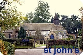 St John's Church Woking GU21 7QN