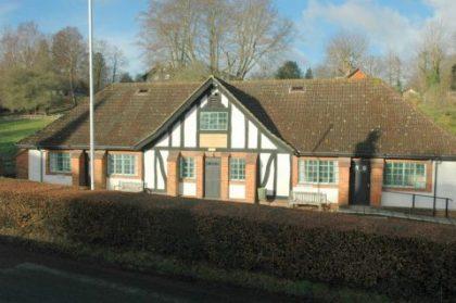 Peaslake Village Hall, Surrey