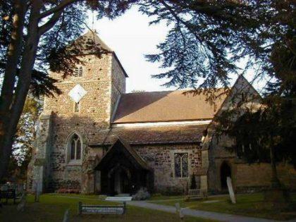 Saint Nicolas Church, Cranleigh