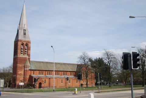 St Michael and St George, Aldershot
