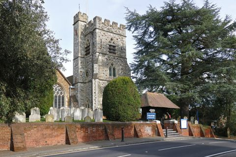 St Mary the Virgin Church, Horsell