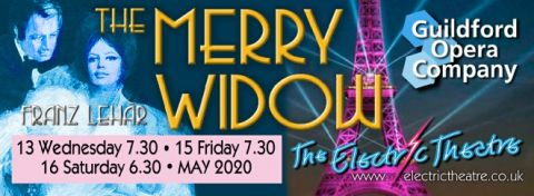 The Merry Widow - Postponed
