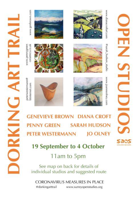 Dorking - Surrey Artists Open Studios